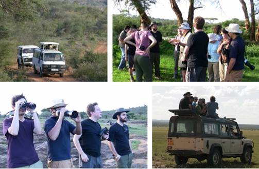 Images from field research in Kenya in Spring 2010.