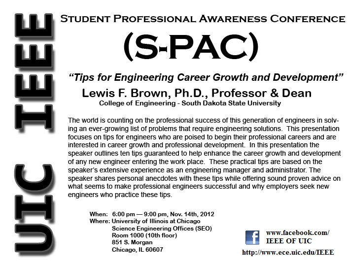 S-PAC Flyer