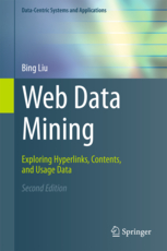 Web Data Mining, book by Bing Liu